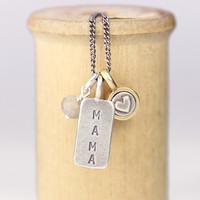"""Mama Love"" Necklace"