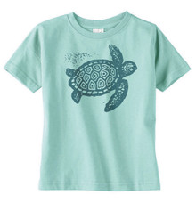 Sea Turtle T-Shirt in Chill