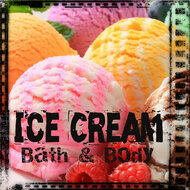 Ice Cream Parlor Bath & Body Collection