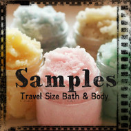 Travel Size Samples (2oz.)