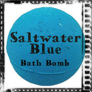 Saltwater Blue™ Bath Bomb
