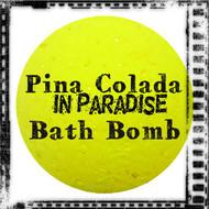 Pina Colada In Paradise™ Bath Bomb