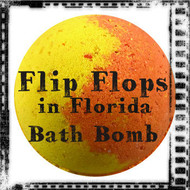 Flip Flops in Florida™ Bath Bomb