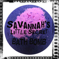 Savannah's Little Secret™Bath Bomb
