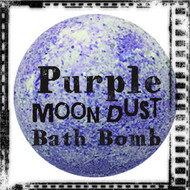 Purple Moon Dust™ Bath Bomb