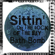Sittin' on the Dock of the Bay Bath Bomb