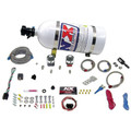 Nitrous Express Ford 5.0 Coyote Single Nozzle System 35 -150 HP with 10lb Bottle