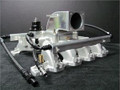 Edelbrock Victor Jr 4.6L 2V Intake Combo - Return style with regulator.