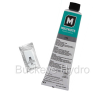 Molykote 111 Food-grade silicone grease oring lube.