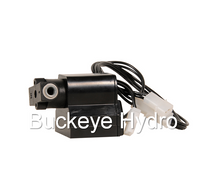 Shut Off Latching Solenoid Valve, 1/4""