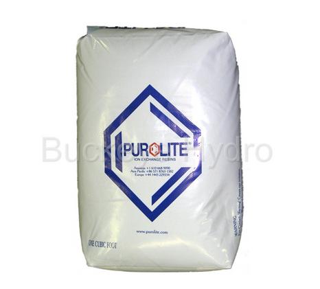 water filter resin