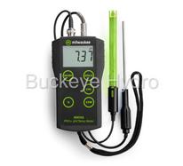 MW102 PRO pH/Temp Meter