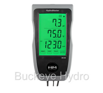 HM-500 HydroMaster: EC/TDS, pH, Temperature Monitor