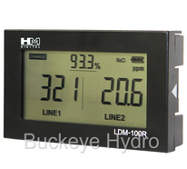 LDM-100R Dual Probe Rejection Monitor