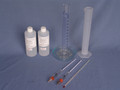 TEST KIT FOR SUGAR USING PRECISION HYDROMETERS