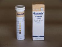 Quantofix Peroxide Test Strips