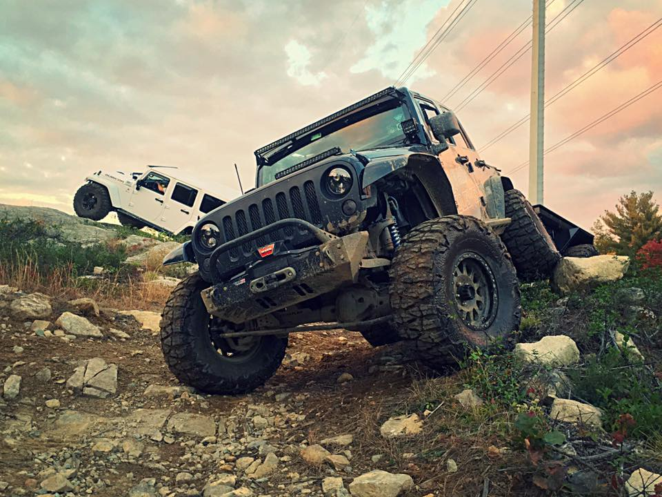 4 Door Wrangler Hard Top >> 4 Wheel Drive: When, Where How and Why to Engage your Jeep Wrangler JK - Offroad Elements, Inc.