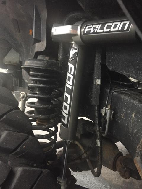 Teraflex Falcon 3 1 Shocks Review Offroad Elements Inc