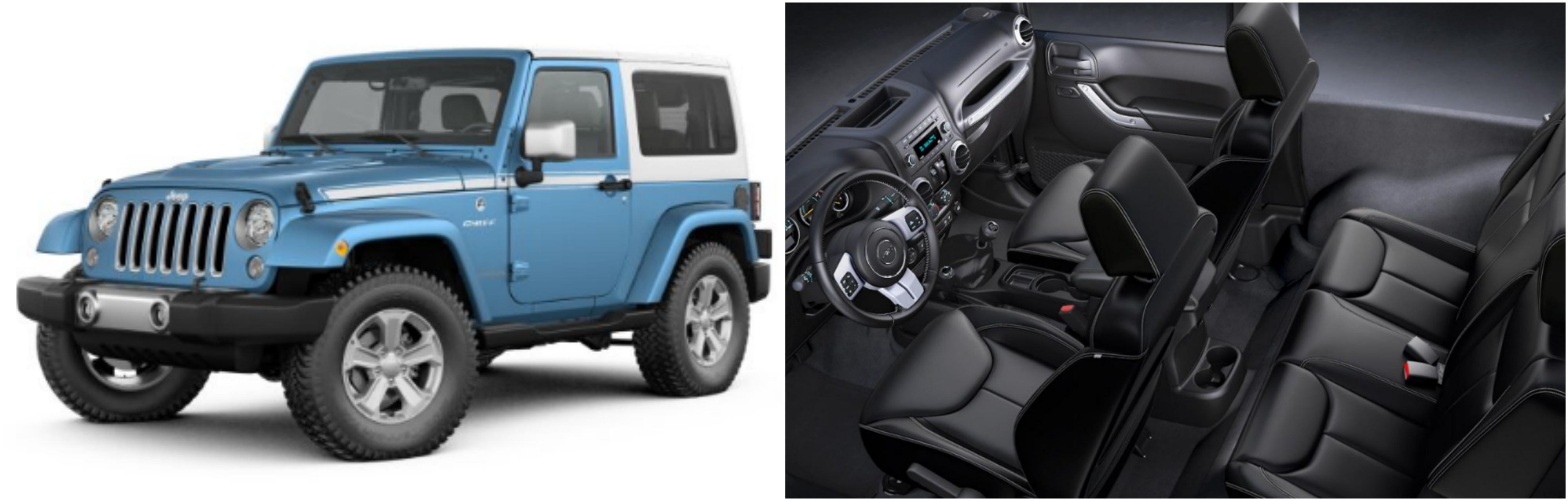 Jeep Wrangler Jk Special Edition Models What Makes Them