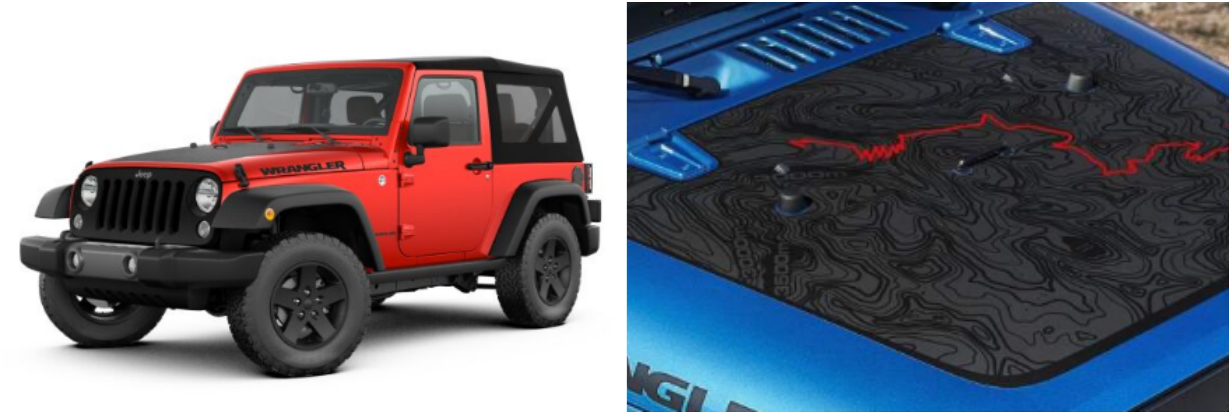 Jeep Wrangler Smoky Mountain >> Jeep Wrangler JK Special Edition Models: What Makes Them