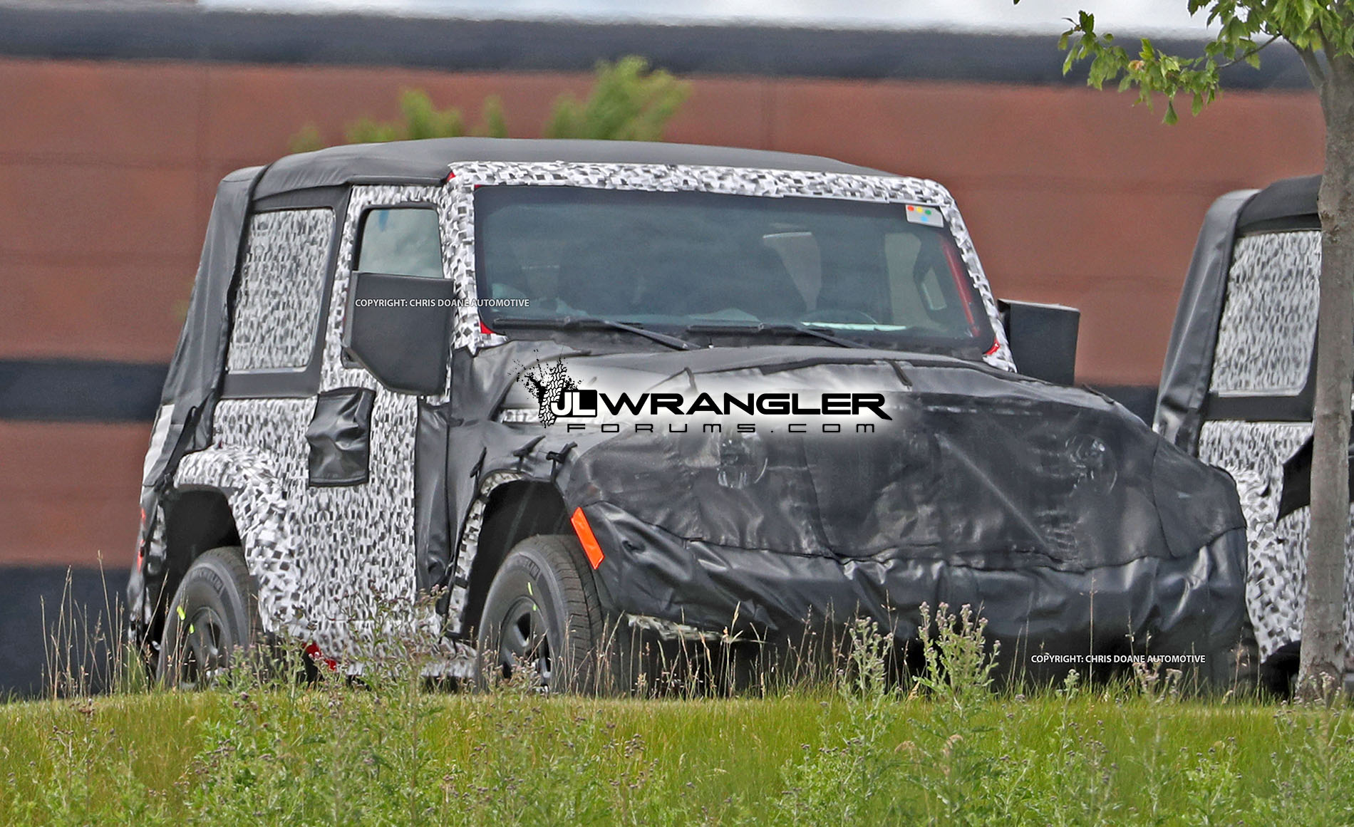 The Latest Update On The Upcoming Jeep Wrangler Jl Jlu
