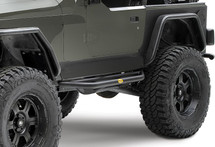 Smittybilt 76632 SRC Side Armor & Step for Wrangler TJ Unlimited/LJ 2003-2006