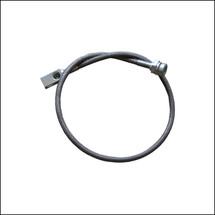 Rock Krawler RK00528 Rear Long Travel Stainless Steel Brake Line for Wrangler