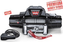 Warn 88980 Zeon 8 Cable Winch with 8,000 LB Capacity