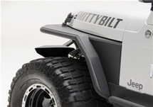 "Smittybilt 76873 Front Tube Fenders with 3"" Flare for Wrangler TJ 97-06"