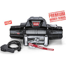 Warn 88990 Zeon 10 Cable Winch