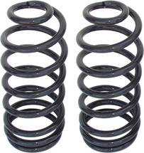 "Currie Enterprises CE-9132RP 4"" Rear Coil Springs \ Pair for Wrangler JK 4 Door"