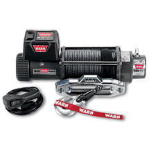 WARN 9.5xp-S Winch with Synthetic Winch Line