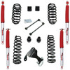 "TeraFlex 2.5"" Coil Lift w/ Rancho RS9000XL Shocks for Wrangler JK 2007+"