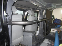 Front Seat Harness Bar for JK 4 Door