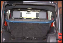 Rock Hard 4x4 Rear Bench Seat Harness Padding Kit