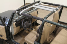 Rock Hard 4x4 Bolt In Ultimate Sport Cage for TJ/LJ