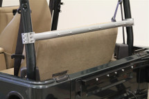 Rock Hard 4x4 Rear Seat Harness Bar TJ