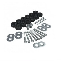 "Teraflex 4152100 1.25"" Body Lift Kit for JK"