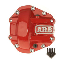 ARB Differential Cover for Dana 44 in Red