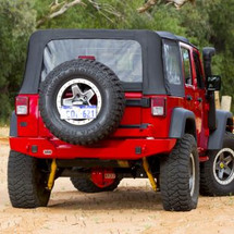 ARB Tire Carrier Swing Out Assembly (Wrangler JK 2007+)