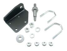 TeraFlex 1510090 Steering Stabilizer Mounting Bracket Kit for Jeep Wrangler TJ/LJ 1997-2006