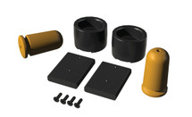 "TeraFlex 1958252 2.5"" Rear SpeedBump Bumpstop Kit for Jeep Wrangler JK 2007-2016"