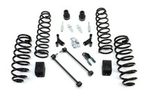 "TeraFlex 1352000 2.5"" Lift Kit with Shock Extensions for Jeep Wrangler 4 Door 2007-2016"