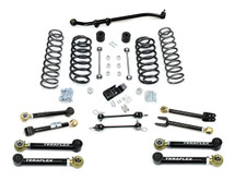 "TeraFlex 1456350 3"" Lift Kit with 8 FlexArms and Trackbar for Jeep Wrangler TJ/LJ 1997-2006"