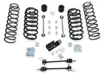 "TeraFlex 1141350 3"" Lift Kit with Quick Disconnects for Jeep Wrangler TJ/LJ 1997-2006"