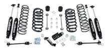 "TeraFlex 1241450 4"" Lift Kit with Shocks for Jeep Wrangler TJ/LJ 1997-2006"