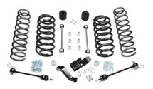 "TeraFlex 1141450 4"" Lift Kit with Quick Disconnects for Jeep Wrangler TJ/LJ 1997-2006"