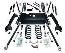 "TeraFlex 1249382 3"" Enduro LCG Lift Kit with Shocks for Jeep Wrangler LJ 2003-2006"
