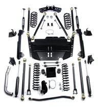 """TeraFlex 1249585 5"""" Pro LCG Lift Kit with 9550 Shocks for Jeep Wrangler LJ 2003-2006"""
