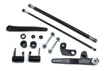 "TeraFlex 1743625 4-6"" Front Dual Rate S/T Swaybar Kit for Jeep Wrangler TJ/LJ 1997-2006"